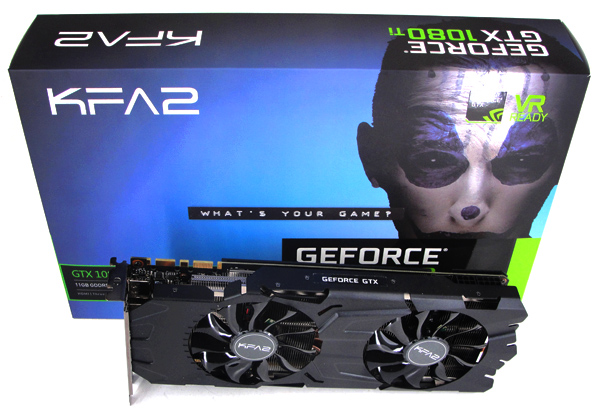 KFA2 GeForce GTX 1080 Ti EXOC im Test