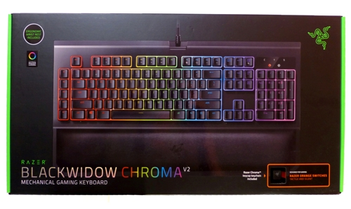 Razer BlackWidow Chroma V2 im Test