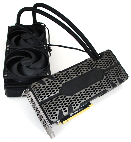Inno3D GeForce RTX 2080 Ti iCHILL Black Review