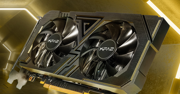 KFA2 GeForce GTX 1660 SUPER EX im Test