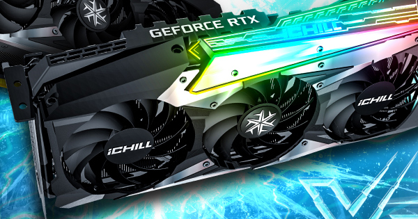 Inno3D GeForce RTX 3090 iCHILL X3 im Test