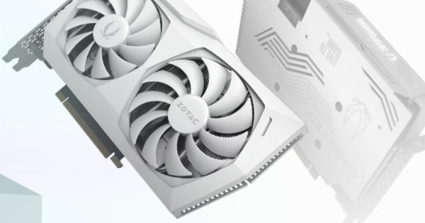 ZOTAC RTX 3070 Twin Edge OC White Edition
