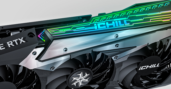 INNO3D GeForce RTX 3070 iCHILL X3 im Test