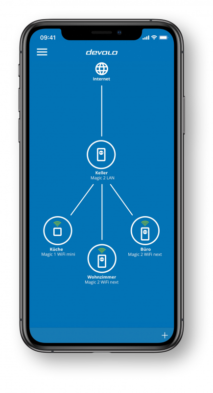 devolo Home Networking App